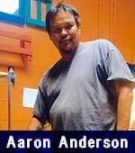 アーロンアンダーソン