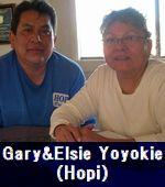 ゲーリー&エルシーヨヨキ