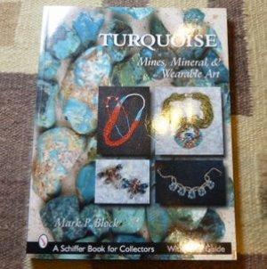 画像1: ギフトアイテム30〜 洋書 「TURQUOISE」 2007年発行ペーパーブック
