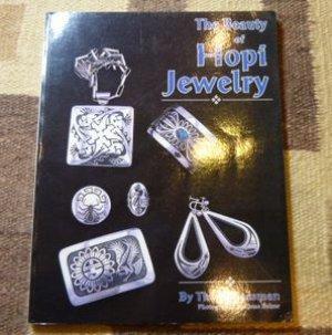 画像1: ギフトアイテム20〜 洋書 「The Beauty of Hopi Jewelry」 1993年発行ペーパーブック